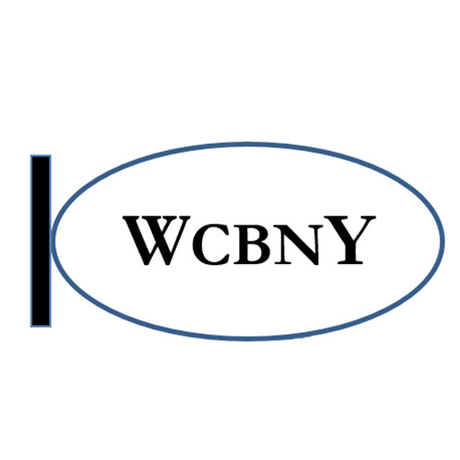Website logo for WCBNY